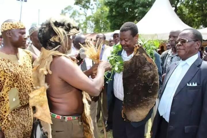 Musalia Mudavadi speaks after saving CS Eugene Wamalwa from irate crowd in Vihiga