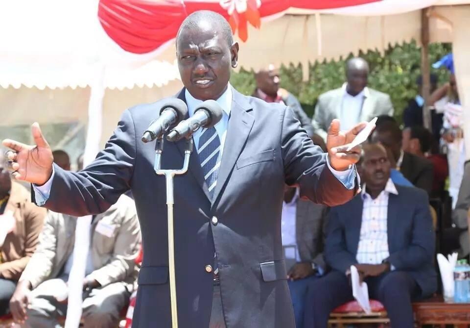 William Ruto aingilia suala la naibu gavana wa Kirinyaga aliyekamatwa na mke wa wenyewe kwa ucheshi na kishindo