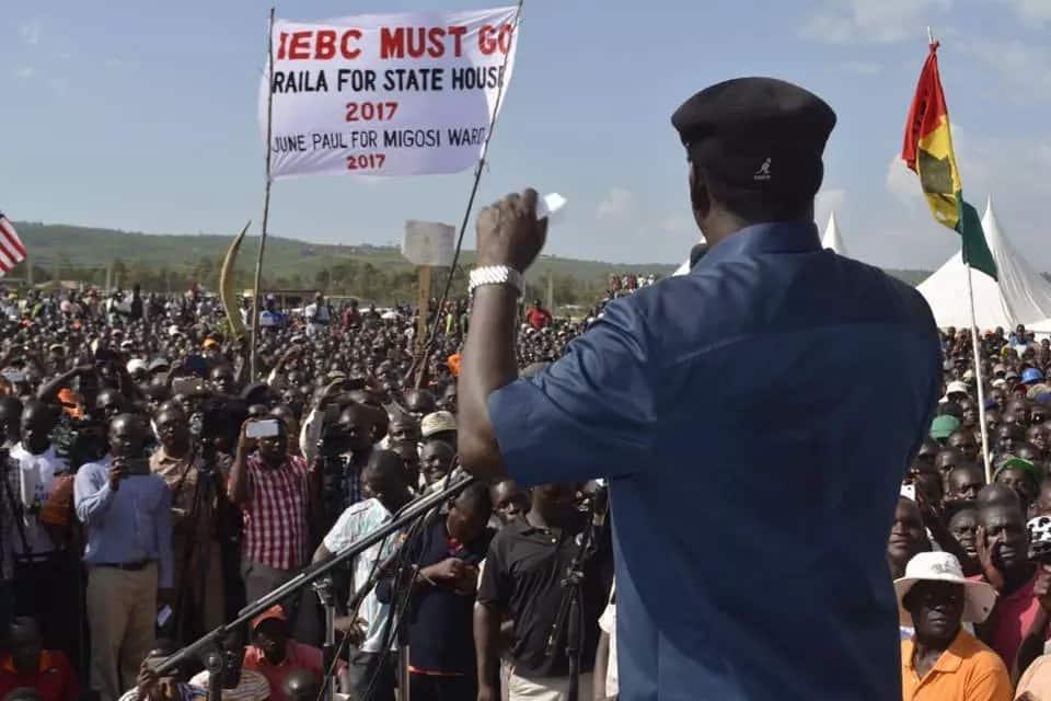 Mambo matano huyajui kumhusu Raila Odinga