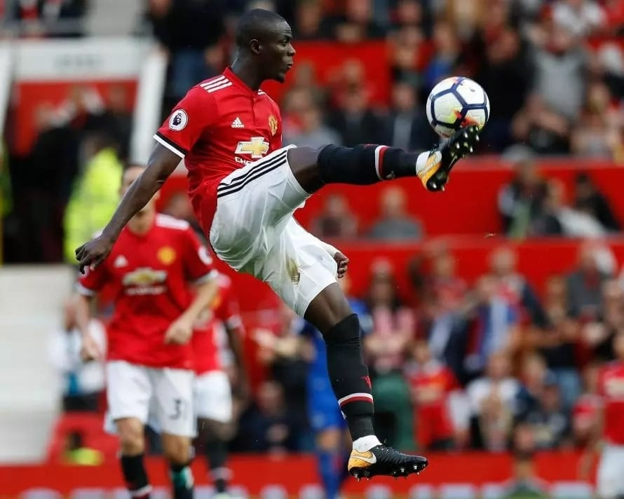 Eric Bailly set to return to action for Manchester United