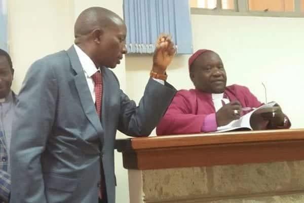 Mt Kenya ACK Bishop redeploys 3 priests suspended over homosexuality claims