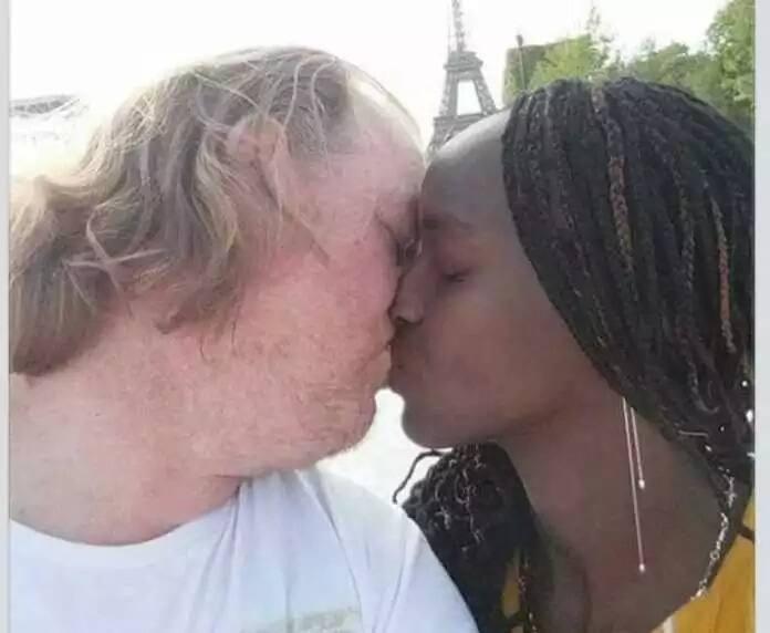 black men selfie naked