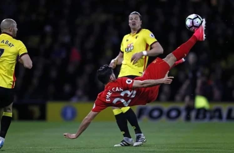 Emre Can ruled out for the rest of the season