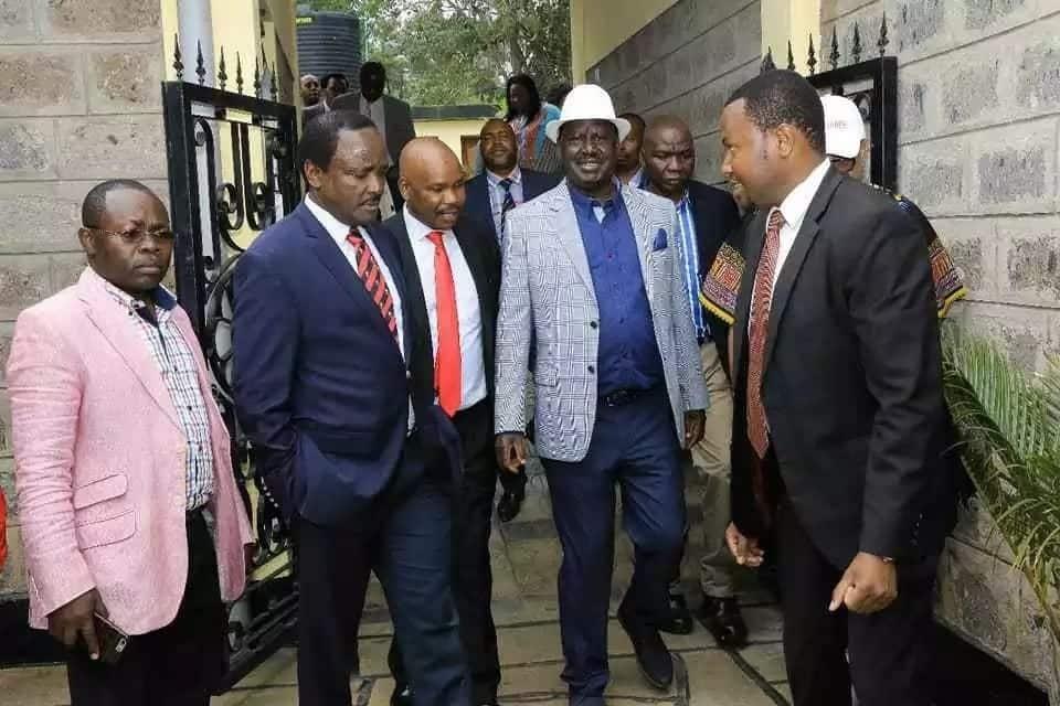 Raila afichua sababu ya kutomhusisha Ruto katika salamu yake na Uhuru