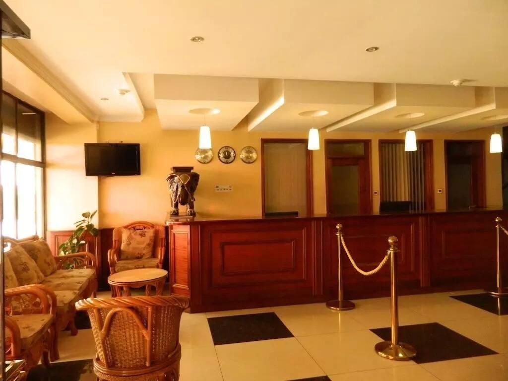 Sunrise Hotel. Cheap hotels in Nairobi CBD area