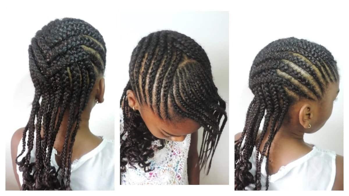 20 Cute Kinky Twist Hairstyles For Short Hair Tuko.co.ke