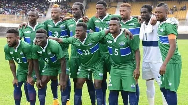 FIFA gives suspended Sierra Leone deadline ahead of crucial 2019 AFCON fixture
