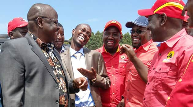 Former Bomet governor Isaac Ruto eyes state appointment