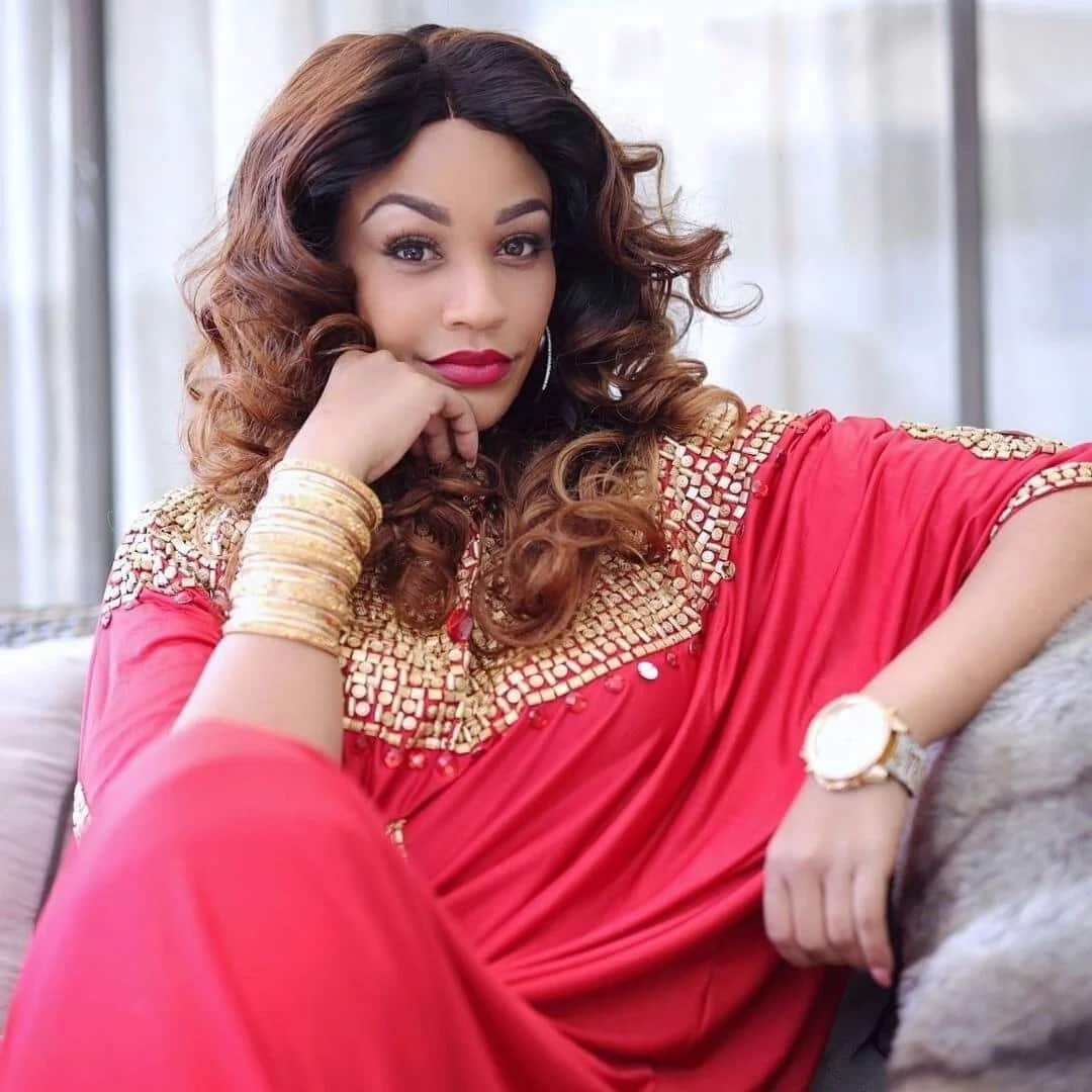 It looks like all my five children are fatherless – Zari Hassan