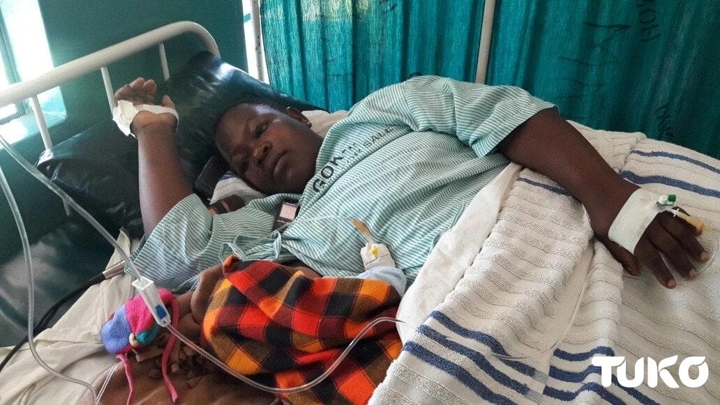 Mwanamke Busia ajifungua mtoto wa kilo 6.3, ni wa 2 mwenye uzani wa juu zaidi