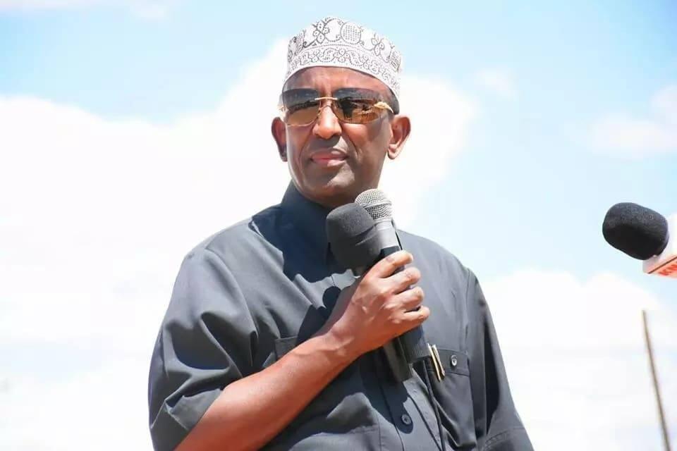 Ali Korane aachiliwa kwa dhamana ya KSh 3.2 milioni