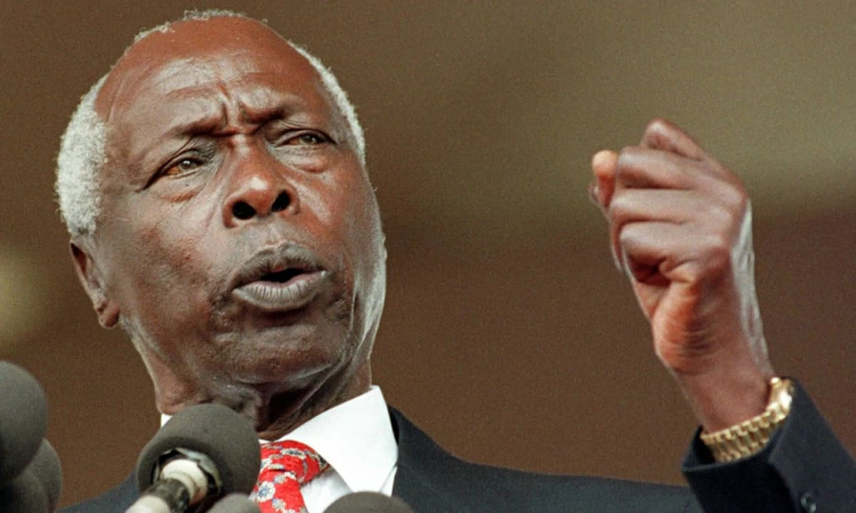 Retired President Moi discharged from Israeli hospital