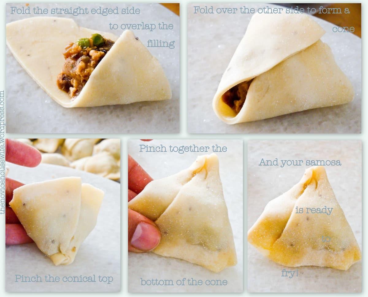 How to Make the Samosa