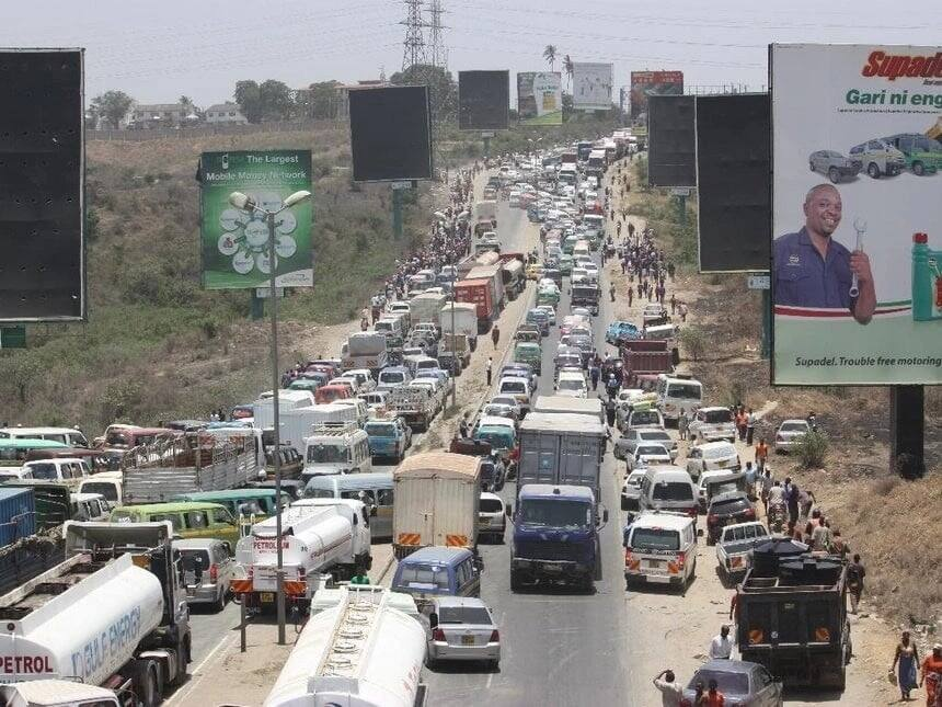 Excitement at the coast as Mombasa dwarfs Nairobi as the superhighways city