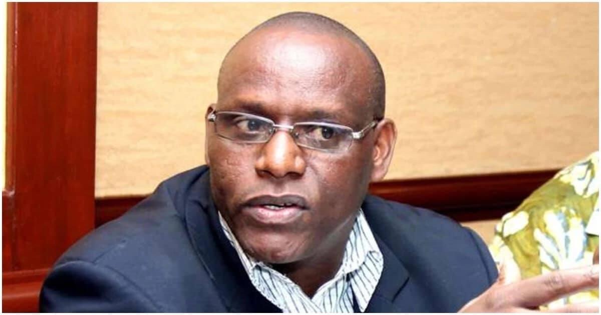 Calls for referendum ill-informed, costly and disruptive - Ndung'u Wainaina