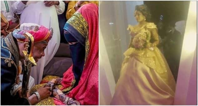 6 key secrets that made Ali Kiba to marry Kenyan lady