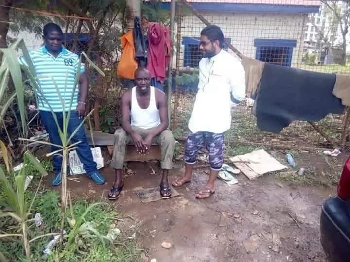 Mbunge awafurahisha wenyeji kwa kuwaoshea watu magari bwerere