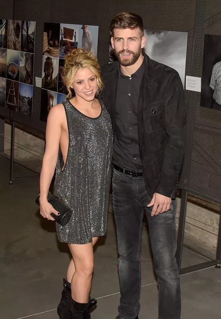 Pique and Shakira's home in Barcelona robbed