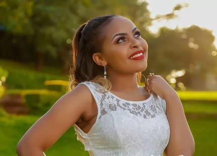 Gospel singer Size 8 shares a throw back photo of her wild partyholic self before salvation