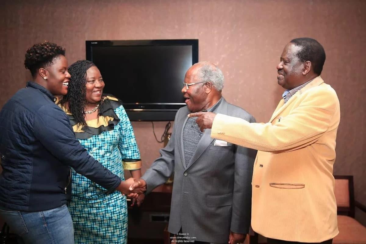 Ruto mashakani kutokana na kurejea kwa Ida kwenye siasa za Raila – Mutahi Ngunyi
