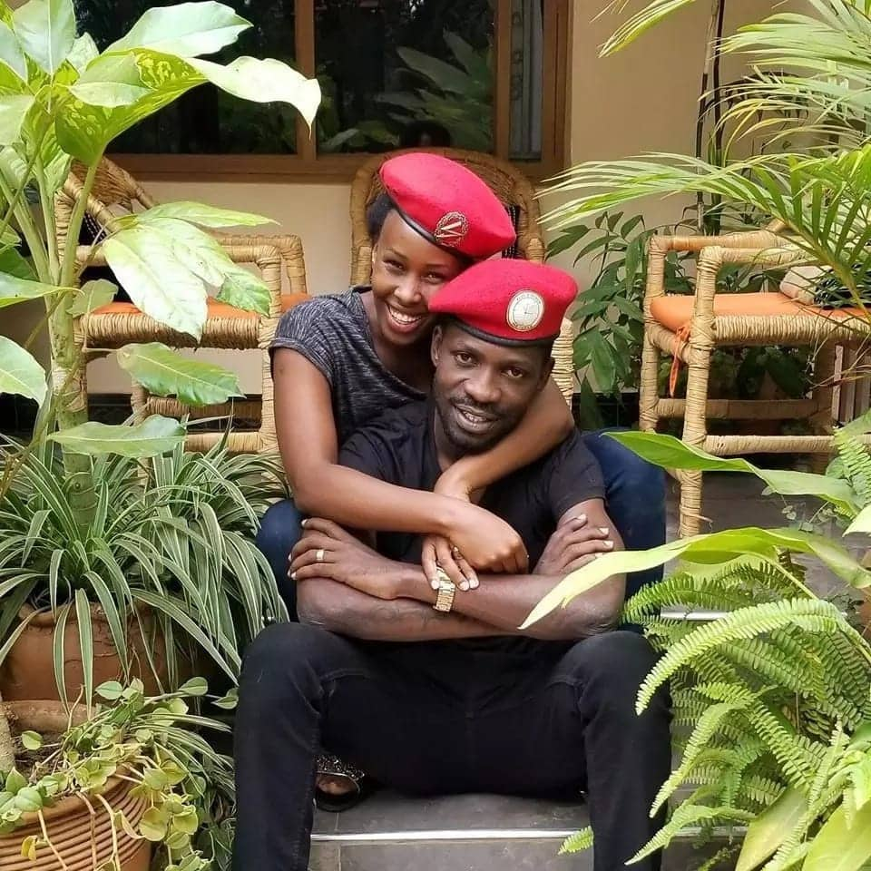 Bobi is hurting everywhere, we nearly lost - Barbie Kyagulanyi