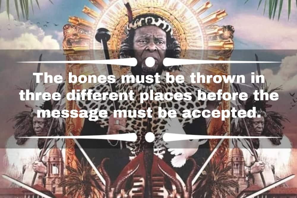 Zulu proverbs