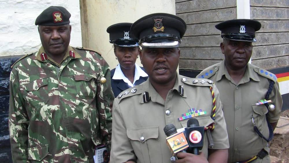 Kayole police arrest 7 impostors using fake OB numbers to steal from residents