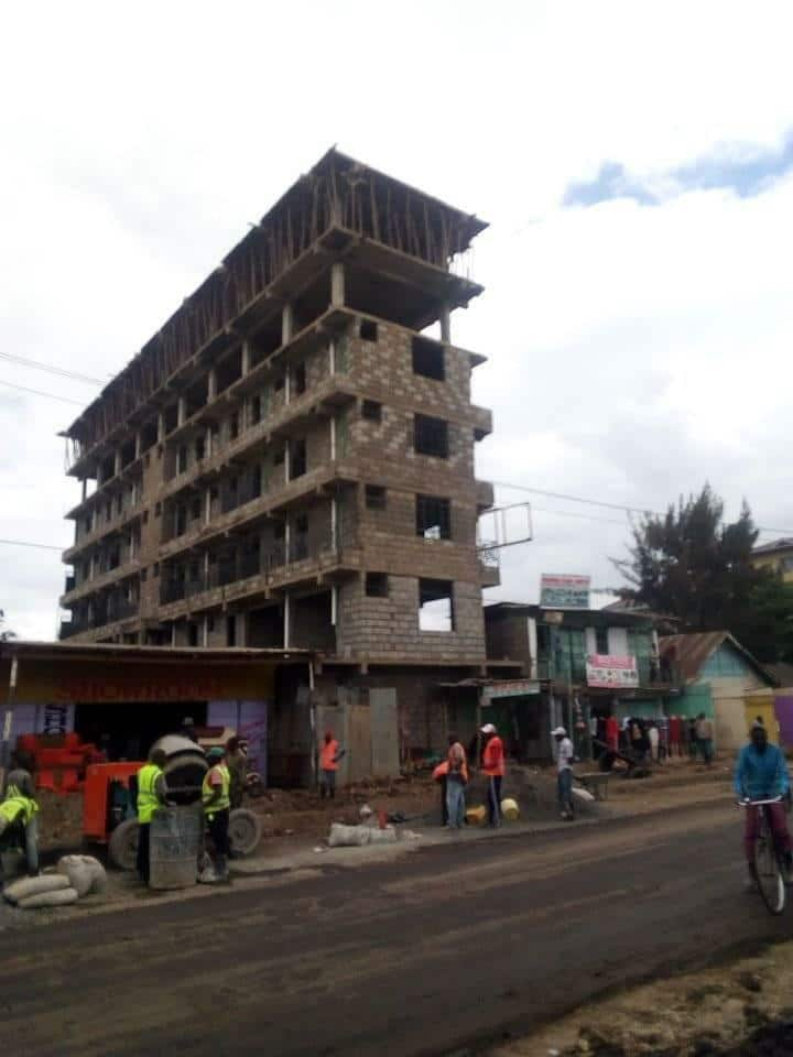 Governor Sonko threatens to send home county officials who approved construction of rogue Kayole building