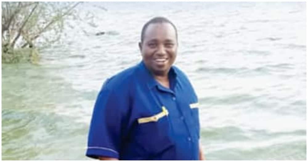 Antony Weru Wachira, a renowned entrepreneur from Nyeri county. Photo: Digital Farmers Group.