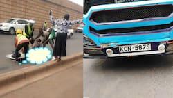 Kenya Mpya bus accepts responsibility in accident which had Kiambu woman's foot amputated