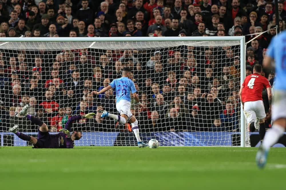 Man United vs Man City: United wagongwa 3-1 ugani Old Trafford