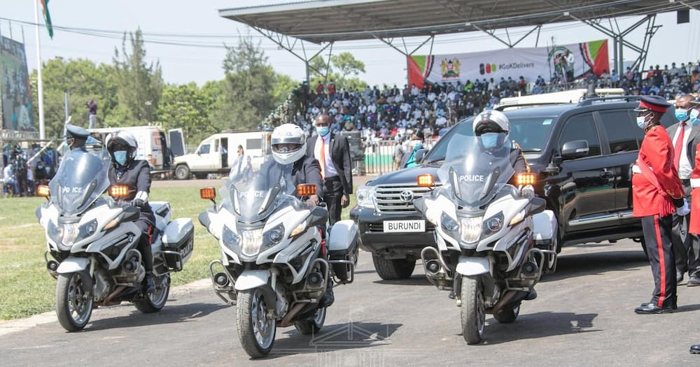Kisumu: Hundreds Locked Out of Madaraka Day Venue as Gov't Enforces Strict COVID-19 Protocols