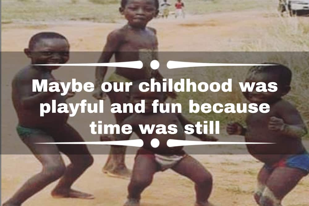 childhood memories quotes and sayings