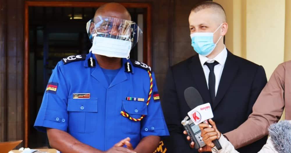 Mozzart Donates PPEs Worth KSh 4 Million to the Kenya Police