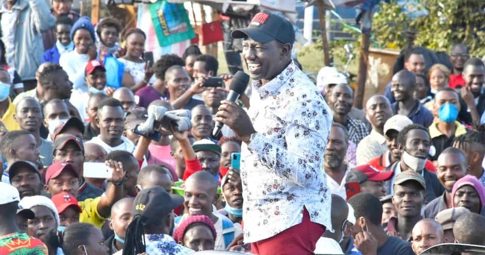 William Somoei Ruto.