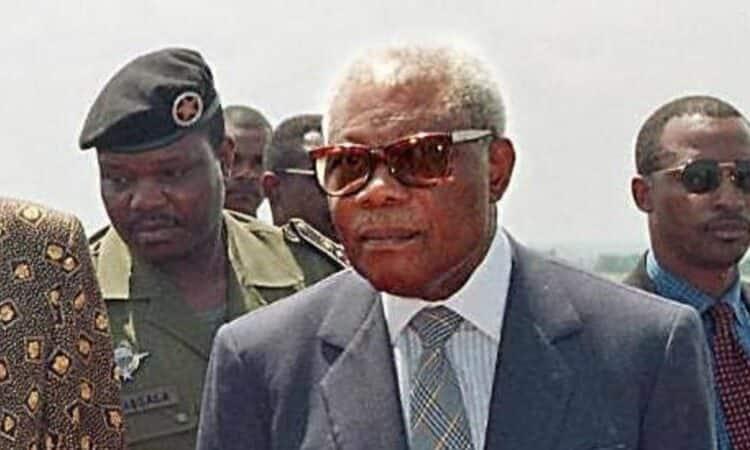 Rais wa zamani wa Congo Pascal Lissouba ameaga dunia