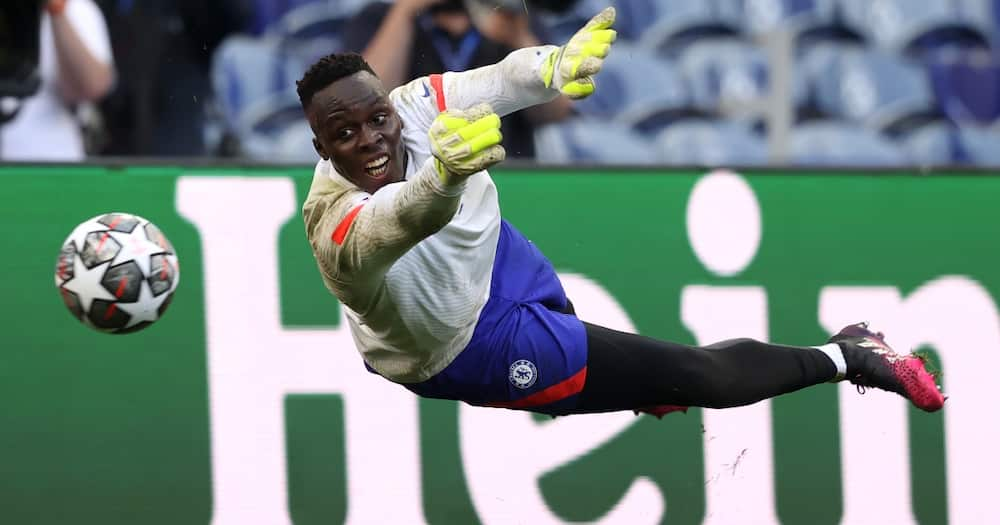Goalkeeper Mendy Names the Man City Star Who Will Be Chelsea's Biggest Threat in UCL Final