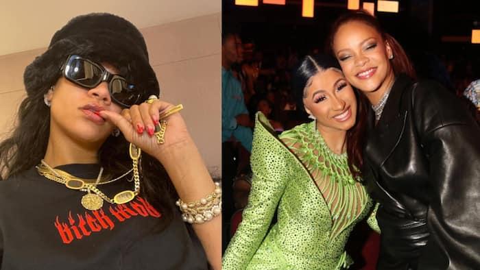 "Rihanna Ecstatic Over Video of Celebrities Praising How Good She Smells: ""She Smells Like Heaven"""