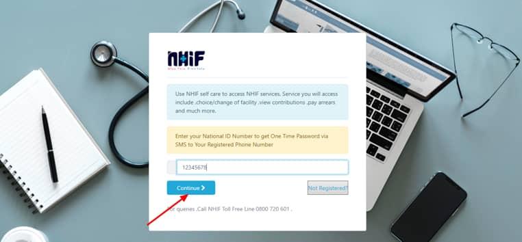 NHIF rates