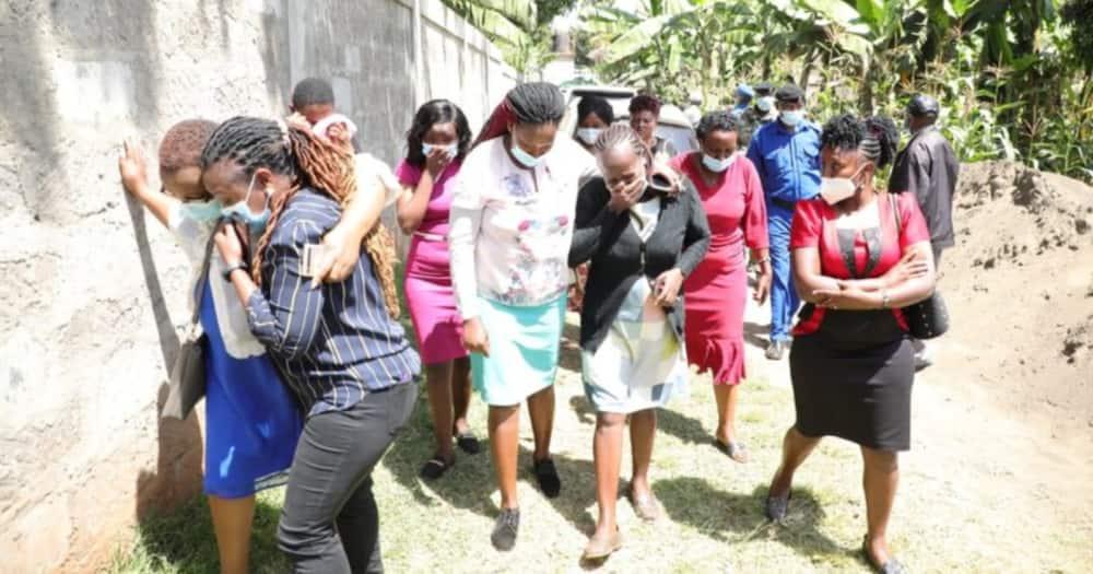 Kiambu murder: Eldest son confesses to killing 4 family members, worker