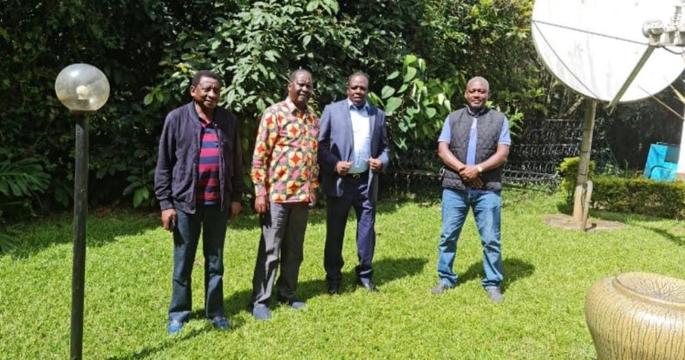 "ODM Reinstates Otiende Amollo as JLAC Vice Chair: ""Wisdom Has Prevailed"""