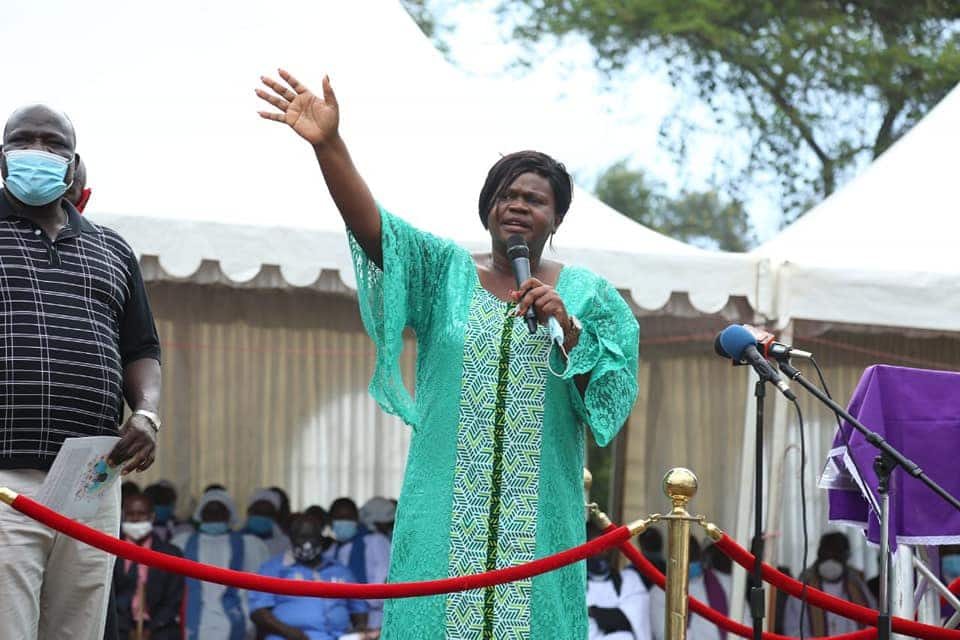 Stop the hypocrisy: Gladys Wanga, Boss Shollei tear into each other over BBI