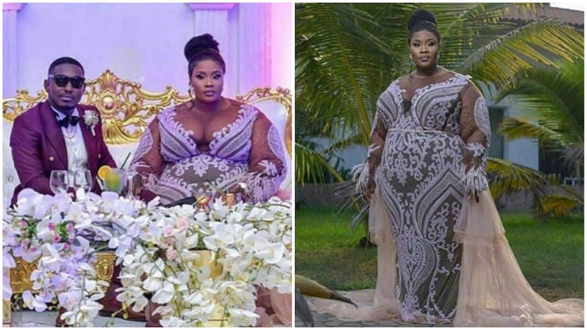 Groom, plus-sized wife wow netizens with their gorgeous wedding photos