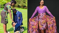 Kenyan Mum Warms Hearts after Praying for Her Children Ahead of School Reopening