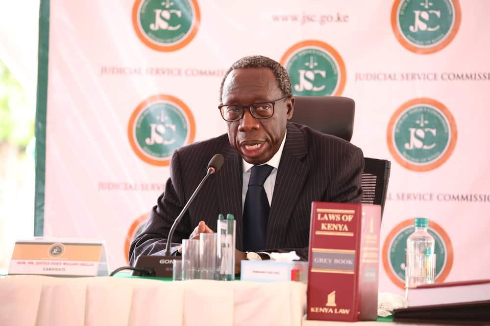 JSC Nominates William Ouko for Position of Supreme Court Judge