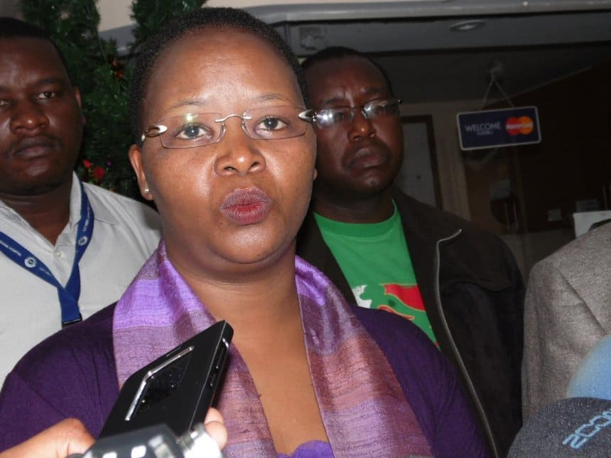 Suspended KNH CEO Lily Koros given new job at Ministry of Health