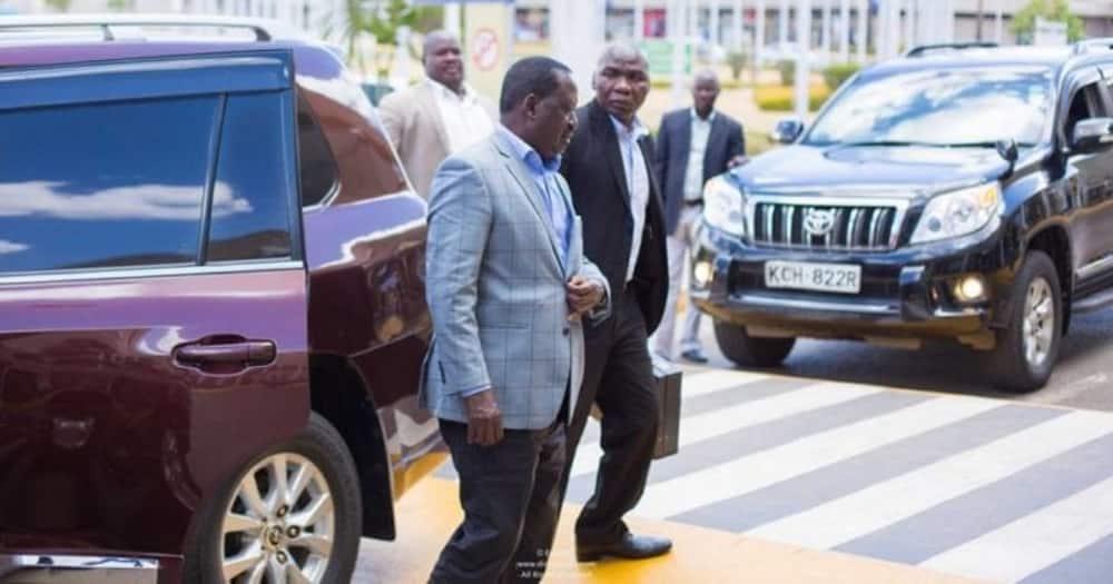 Raila Odinga asafiri Congo kufanya ziara ya siku mbili