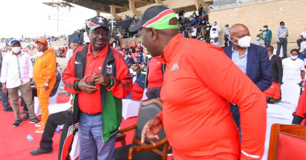 Opinion: We Can't Afford a Repeat of Ruto, Raila Alliance Again