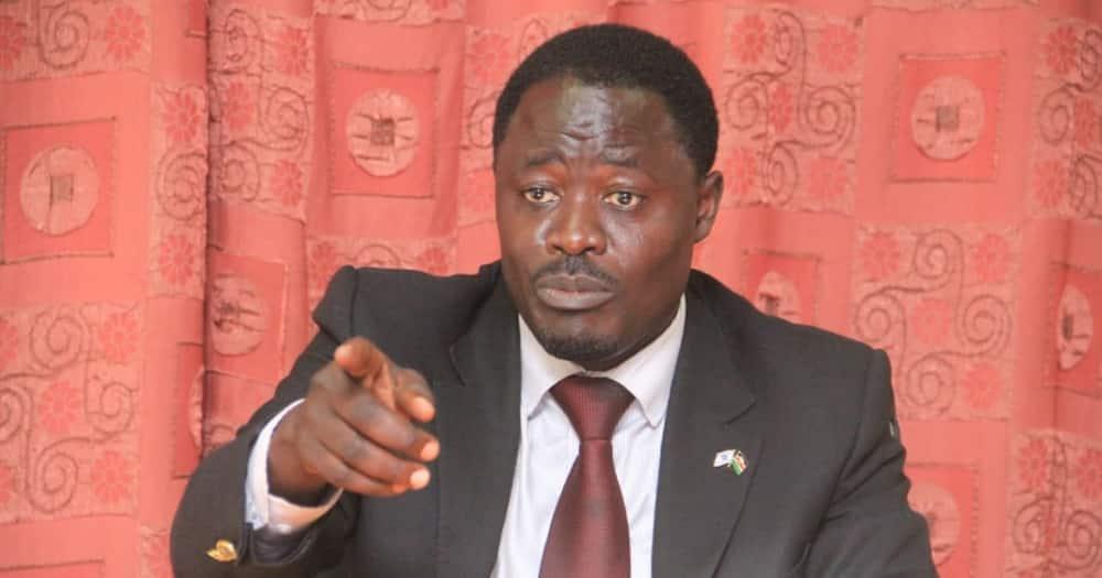 DP Ruto Ameingia Mpaka Bedroom Ya Serikali Yako, Peter Kaluma Amwambia Rais Uhuru