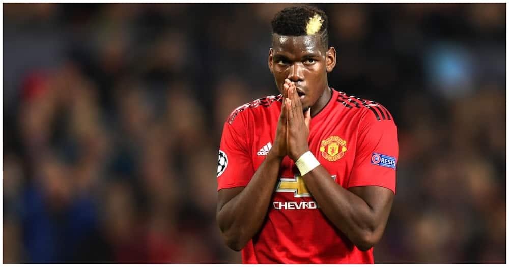 Kiungo wa kati wa Manchester United Paul Pogba apatikana na virusi vya corona